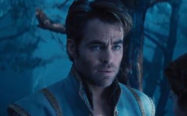 《魔法黑森林》精彩片段 派恩化身王子示爱灰姑娘