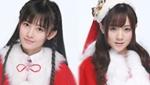 萌妹驾到!SNH48毛绒绒圣诞装写真曝光