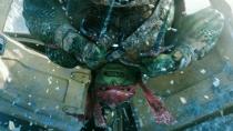 《忍者神龟》精彩片段 神龟兄弟携福克斯雪地逃生