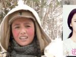 《智取威虎山3D》片场日记 佟丽娅亮相红脸蛋呆萌