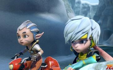 《龙骑侠3D》曝终极版预告片 献给孩子的元旦好礼