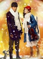 李晟圣诞变身童话女主角 李佳航跪地浪漫示爱