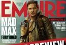 《麦克斯4》登《帝国》封面 汤姆·哈迪露帅脸
