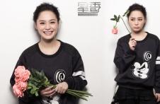 [星·秀]钟欣潼独家写真:亮出最浪漫的王牌