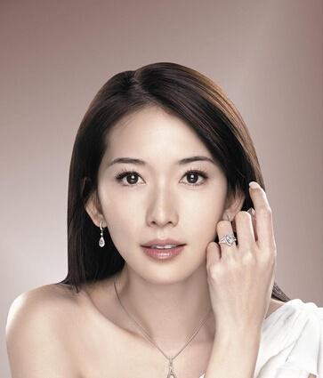 林志玲:美貌不是绊脚石 美女演技也可以很好