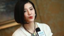 专访杨子姗:拍《重返》获赵薇鼓励 曾对鹿晗担心