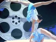 双胞胎姐妹学习柔术十年 精彩表演惊呆黄晓明