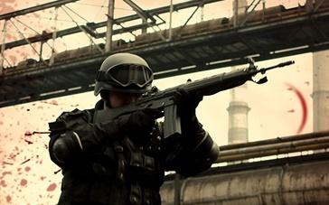 《时光大战》曝预告 真人CS实战场景还原残酷战场