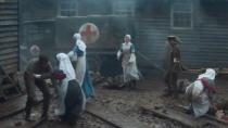 《青春作证》精彩片段 一战后勤急救站满是伤员