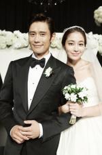 李秉宪妻子宣布怀孕27周 丈夫在孕期曝出丑闻