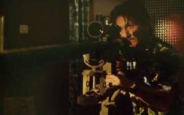 《卧底枪手》国际版中文预告片 西恩·潘逃亡复仇
