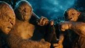 《霍比特人》暗黑片段 比尔博危难遭巨人怪活捉