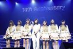 AKB演唱会前田敦子意外现身 含泪献唱粉丝感动