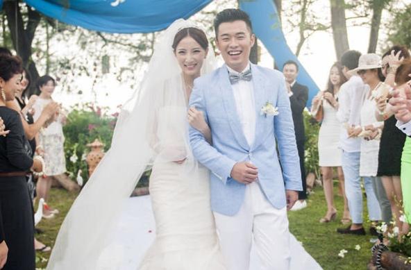 陈赫许婧离婚已近半年 回顾昔日婚礼恩爱合影
