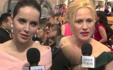 第21届美国演员工会奖揭晓 好莱坞明星PK人品与演技
