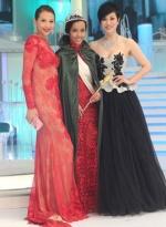 蔡少芬陈法蓉助阵国际中华小姐 悉尼小姐夺冠