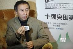 专访冯小宁:年轻导演要自信 也要善于发现缺点