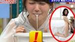 女星小野乃乃香上节目吐奶 被批画面色情