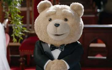 《泰迪熊2》中文预告片 贱熊保卫婚姻无节操归来