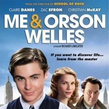 我与奥逊·威尔斯
