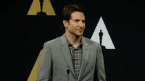 奥斯卡提名午宴中文采访 库珀被事迹感染亲任制片