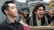 """40期:《天将雄师》成龙片场""""被打""""  郑恺求虐"""