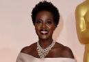黑人女星维奥拉·戴维斯亮相 盛装出席雍容高贵