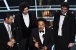 《鸟人》夺得最佳原创剧本奖 成奥斯卡最大赢家