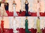 第87届奥斯卡红毯集锦 好莱坞女星秀身材性感撩人