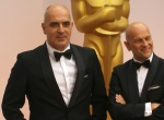 《金橘》入围最佳外语片 导演萨萨·乌鲁沙泽亮相