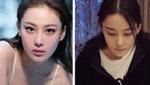 张馨予执画笔变才女 网友称赞:才貌双全