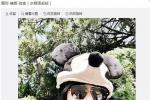 """陈坤自称""""水瓶怪叔叔"""" 戴米老鼠造型帽子卖萌"""