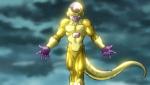 """《龙珠Z:复活的F》预告 """"黄金""""弗利萨完虐悟空"""