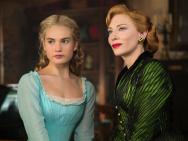 《灰姑娘》3.13上映演绎经典 现代童话焕发惊喜