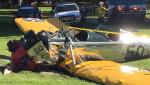 男星哈里森·福特飞机坠毁 曾多次发生驾驶事故