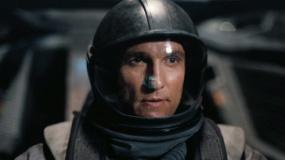 《星际穿越》中文片段 库珀听墨菲建议重返宇宙