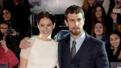 《分歧者2》伦敦首映 伍德蕾、詹姆斯盛装亮相
