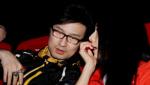 汪峰与高圆圆出席活动热聊 谈现状:不敢随意说