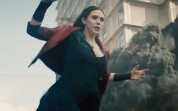 《复联2》奥迪广告宣传片 超级英雄全武行使杀招