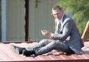 《007:幽灵党》停工 丹尼尔·克雷格受伤做手术
