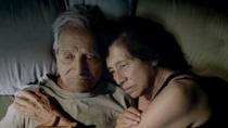 《暮年困境》片段赏析 生活困境无解夫妻相互依偎