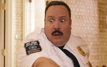 《百货战警2》制作特辑 众配角助蠢战警保卫赌场