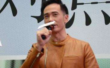 《点对点》广东发布会 陈豪再当爹送花答谢关心