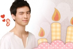 《电影新青年》祝福视频 小鲜肉蒲熠星生日快乐