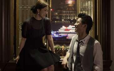 《我是女王》正片片段 宋慧乔窦骁唯美大尺度获赞