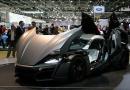 《速7》豪车亮相上海车展 最贵超跑值6600万元