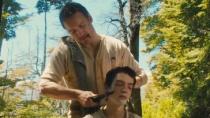 《西部慢调》中文片段 法斯宾德为少年野外刮胡