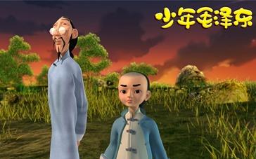 《少年毛泽东》曝终极预告 声音与画面的完美结合