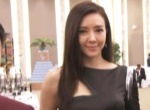 《爱情公社》剧组候场区受访 周韦彤传授恋爱技巧