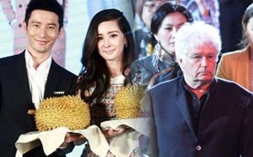 114期:第五届北京国际电影节落幕 黄晓明情商高